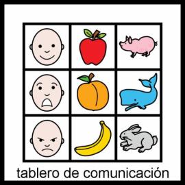Los pictogramas, por sí mismos, no ayudan a comunicarse.